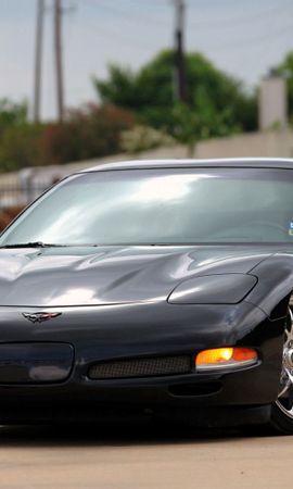 127278 économiseurs d'écran et fonds d'écran Chevrolet sur votre téléphone. Téléchargez Voitures, Chevrolet, Corvette, Z06, Le Noir images gratuitement