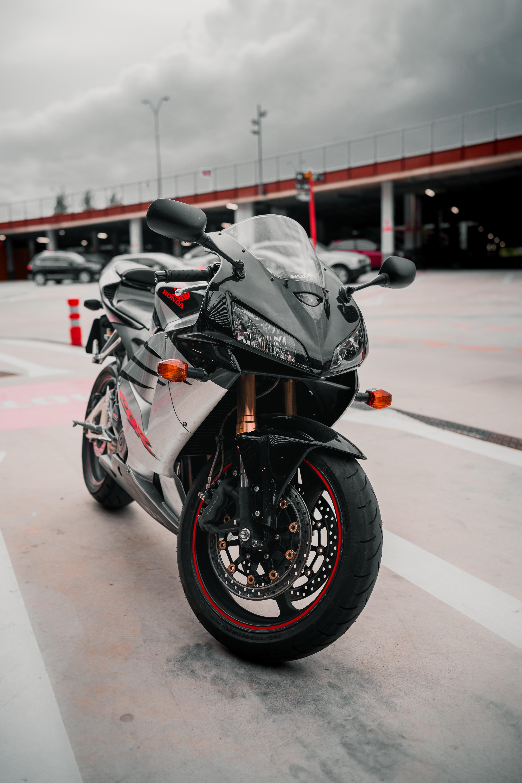 75123 скачать обои Мотоциклы, Хонда (Honda), Мотоцикл, Вид Спереди, Фара, Байк - заставки и картинки бесплатно
