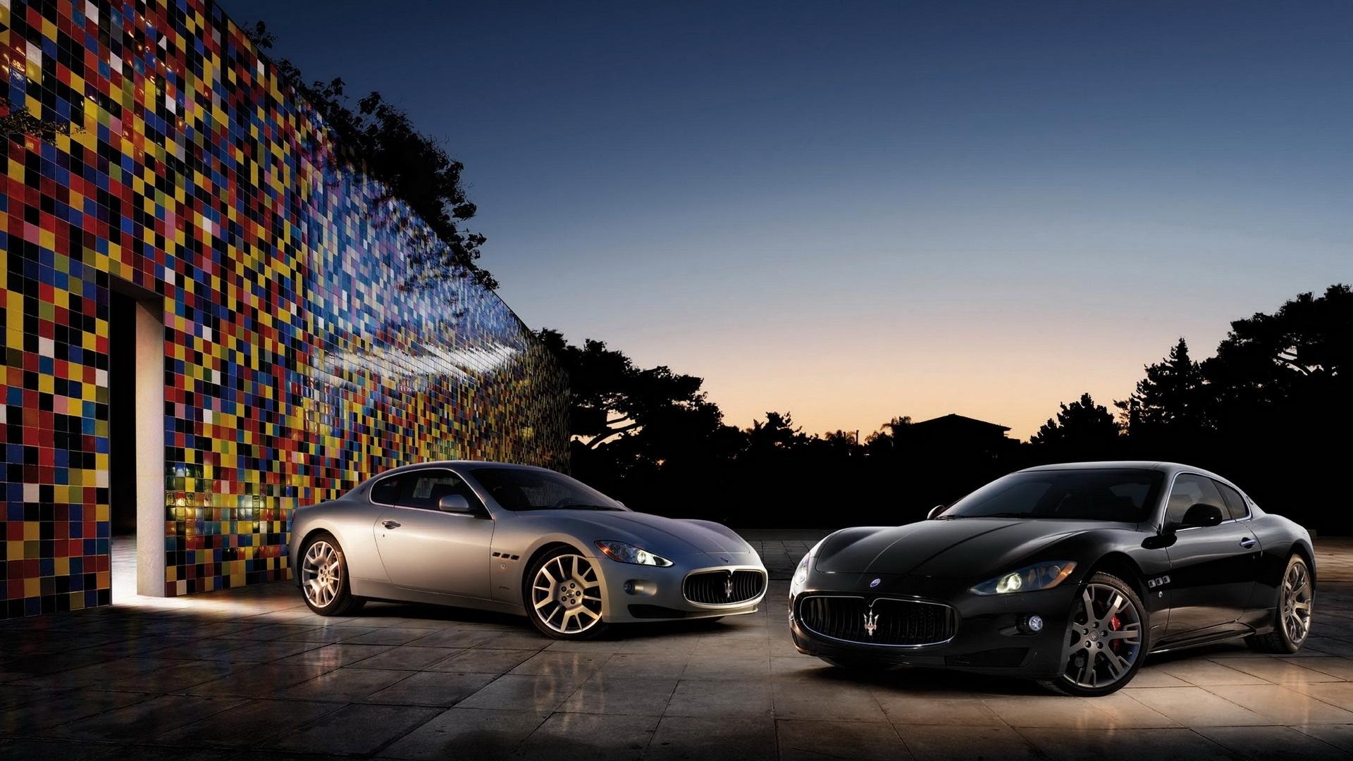 26652 скачать обои Транспорт, Машины, Мазератти (Maserati) - заставки и картинки бесплатно