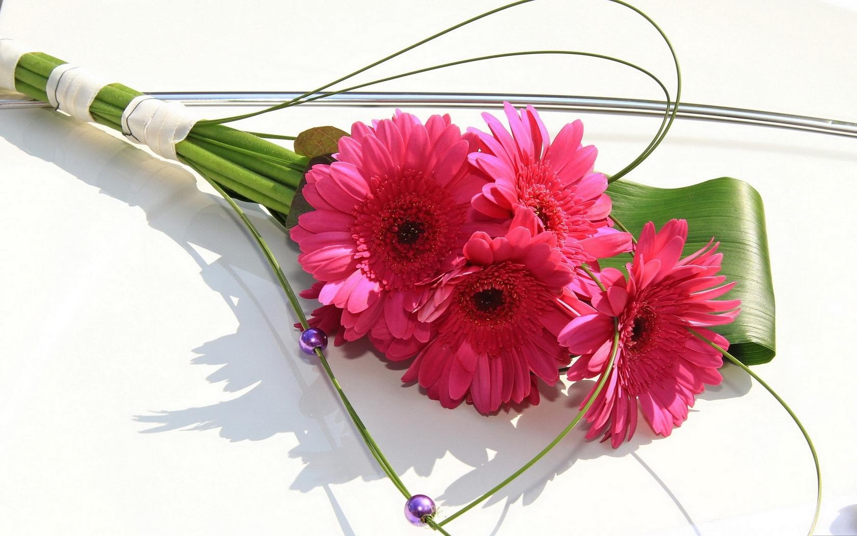 24788 скачать обои Праздники, Растения, Цветы, Букеты - заставки и картинки бесплатно