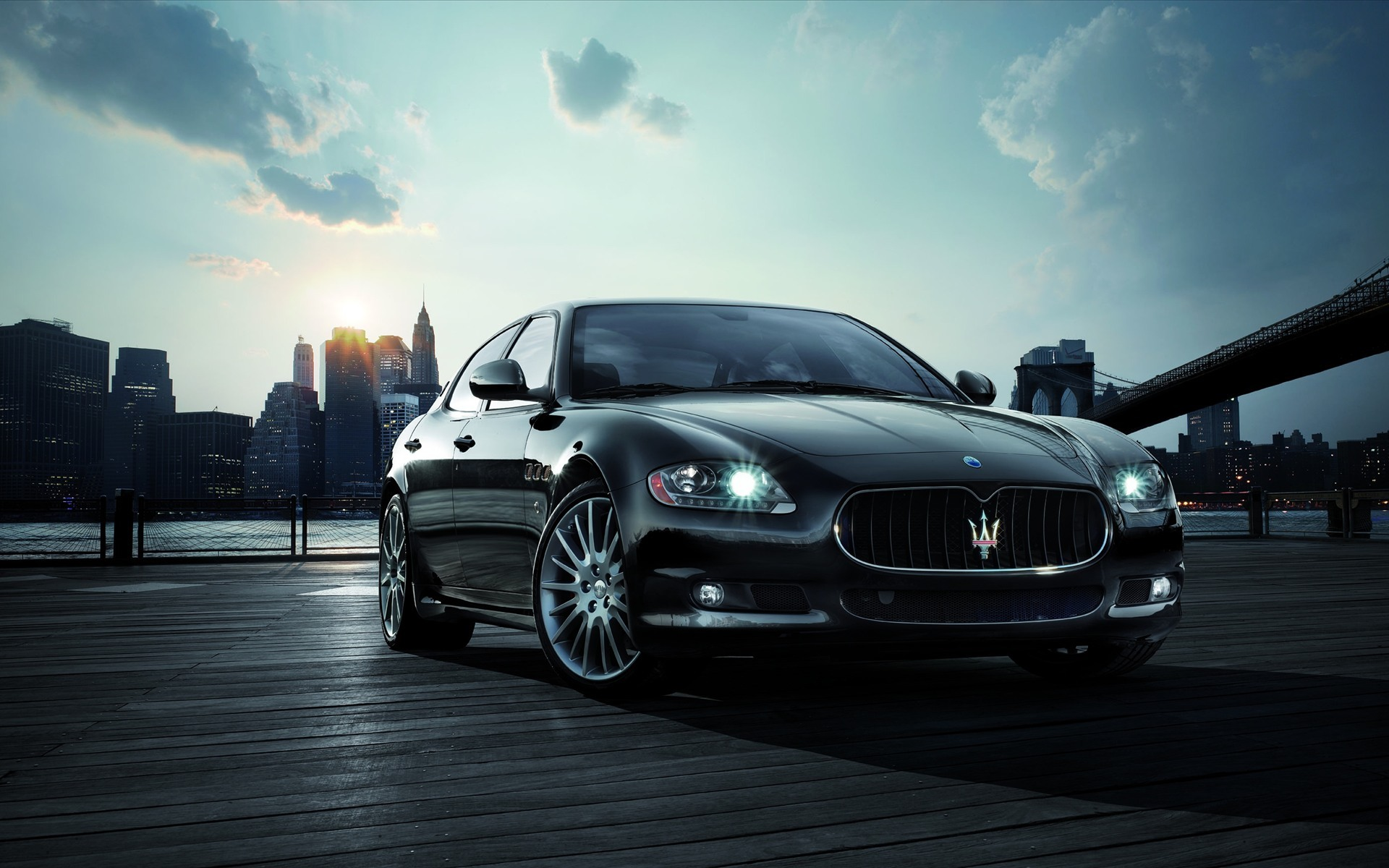 25291 download wallpaper Transport, Auto, Maserati screensavers and pictures for free