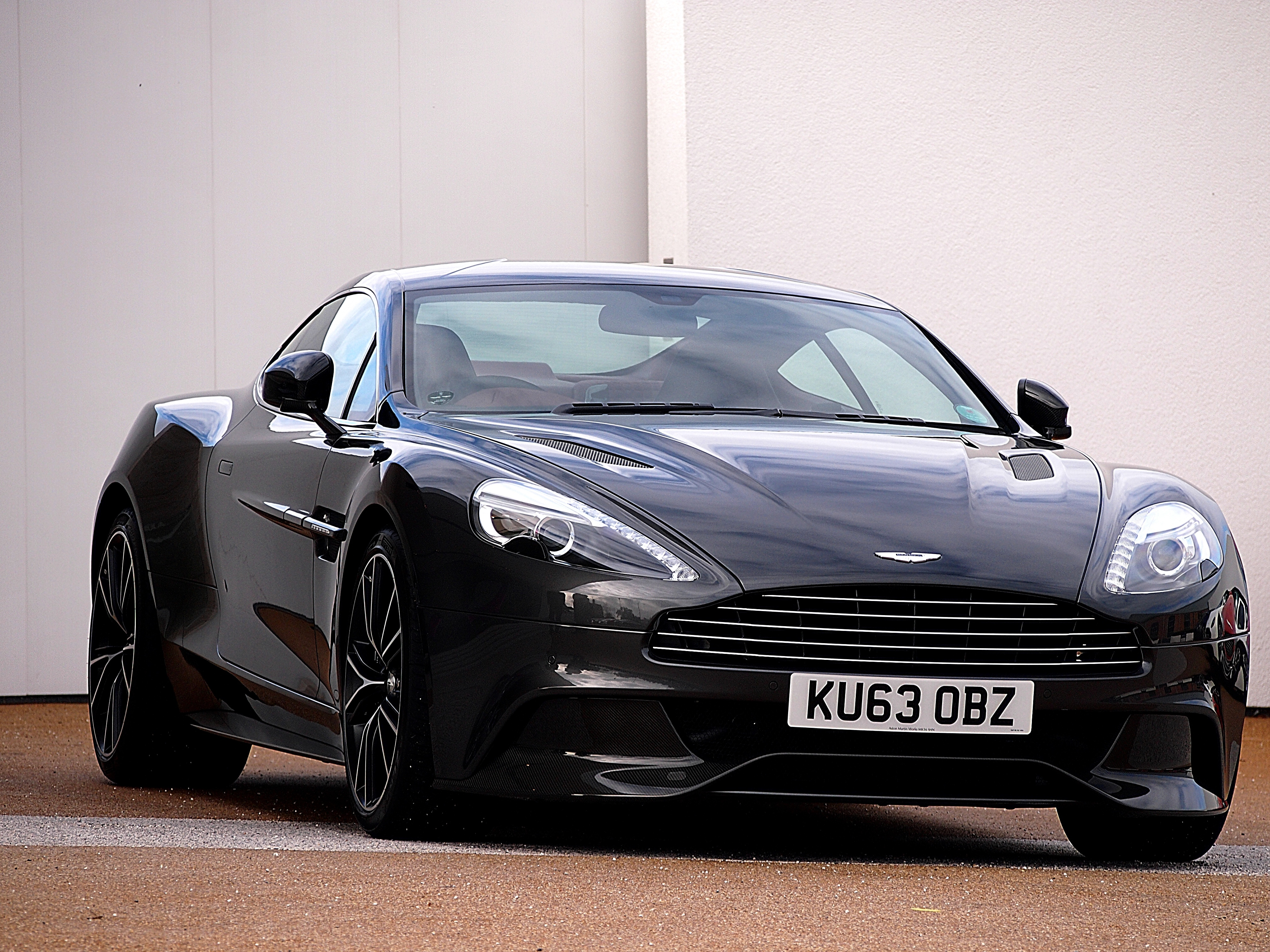 141400 download wallpaper Tuning, Aston Martin, Cars, Front View screensavers and pictures for free