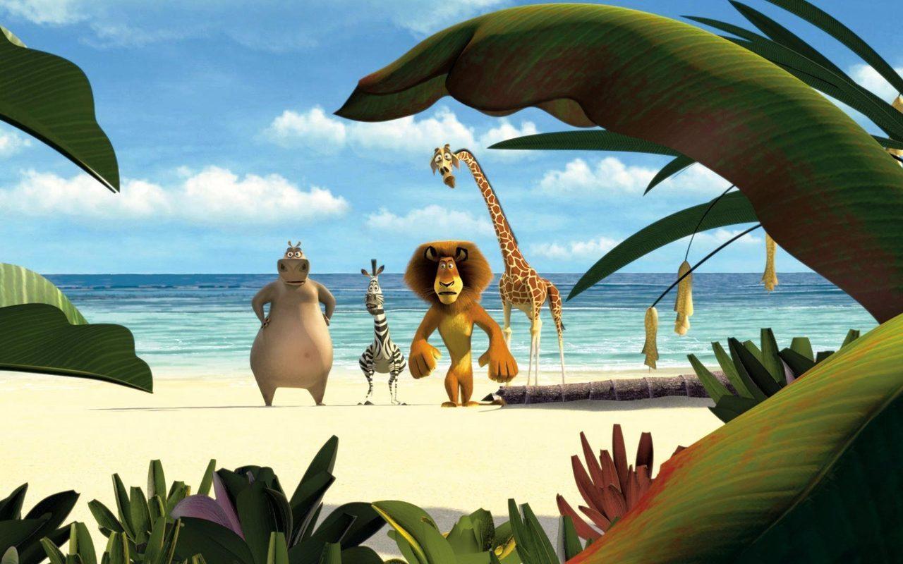 16155 скачать обои Мультфильмы, Мадагаскар (Madagascar) - заставки и картинки бесплатно