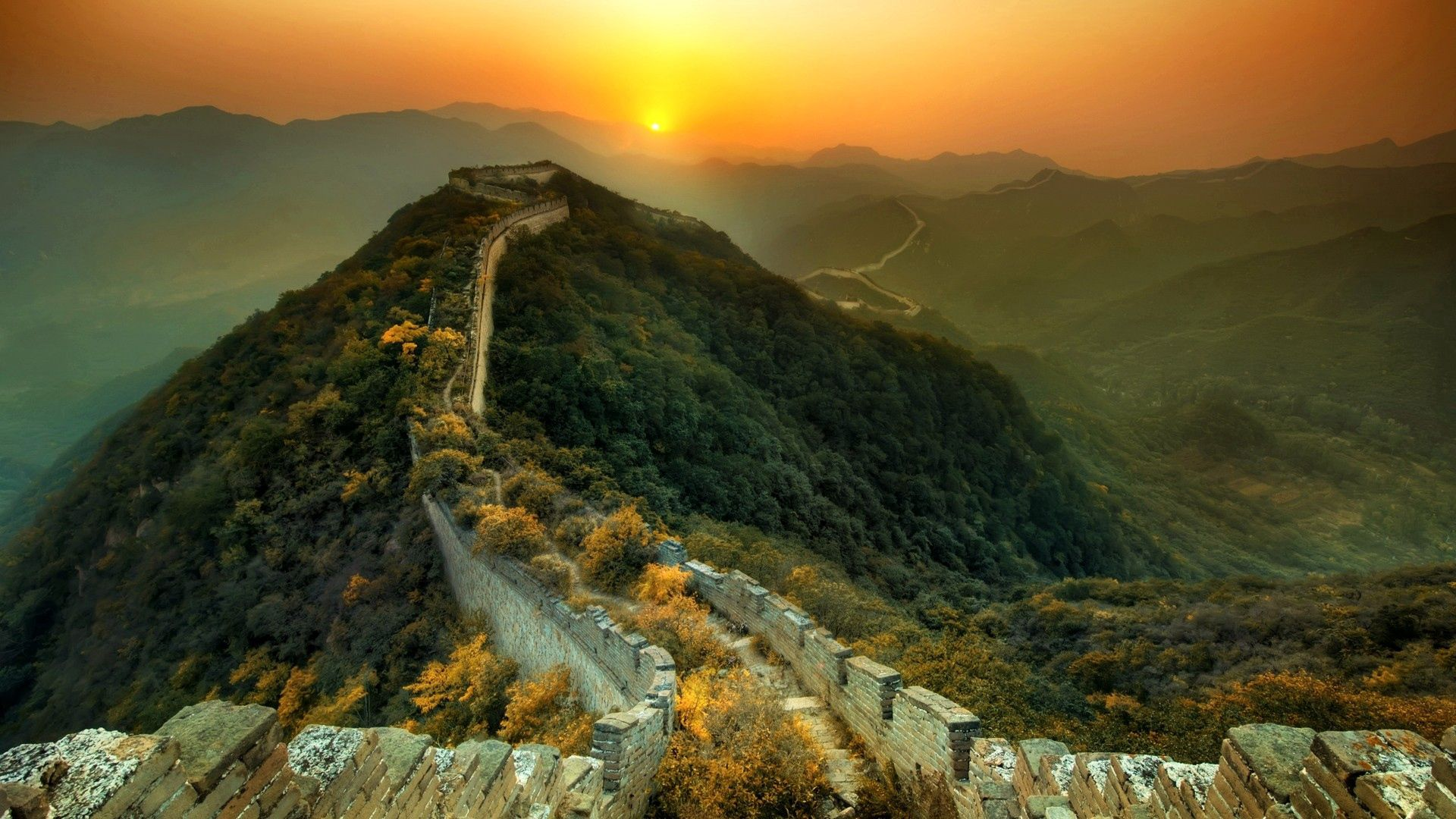 89894 Screensavers and Wallpapers Handsomely for phone. Download Nature, Grass, Great Wall Of China, View From Above, Handsomely, It's Beautiful pictures for free