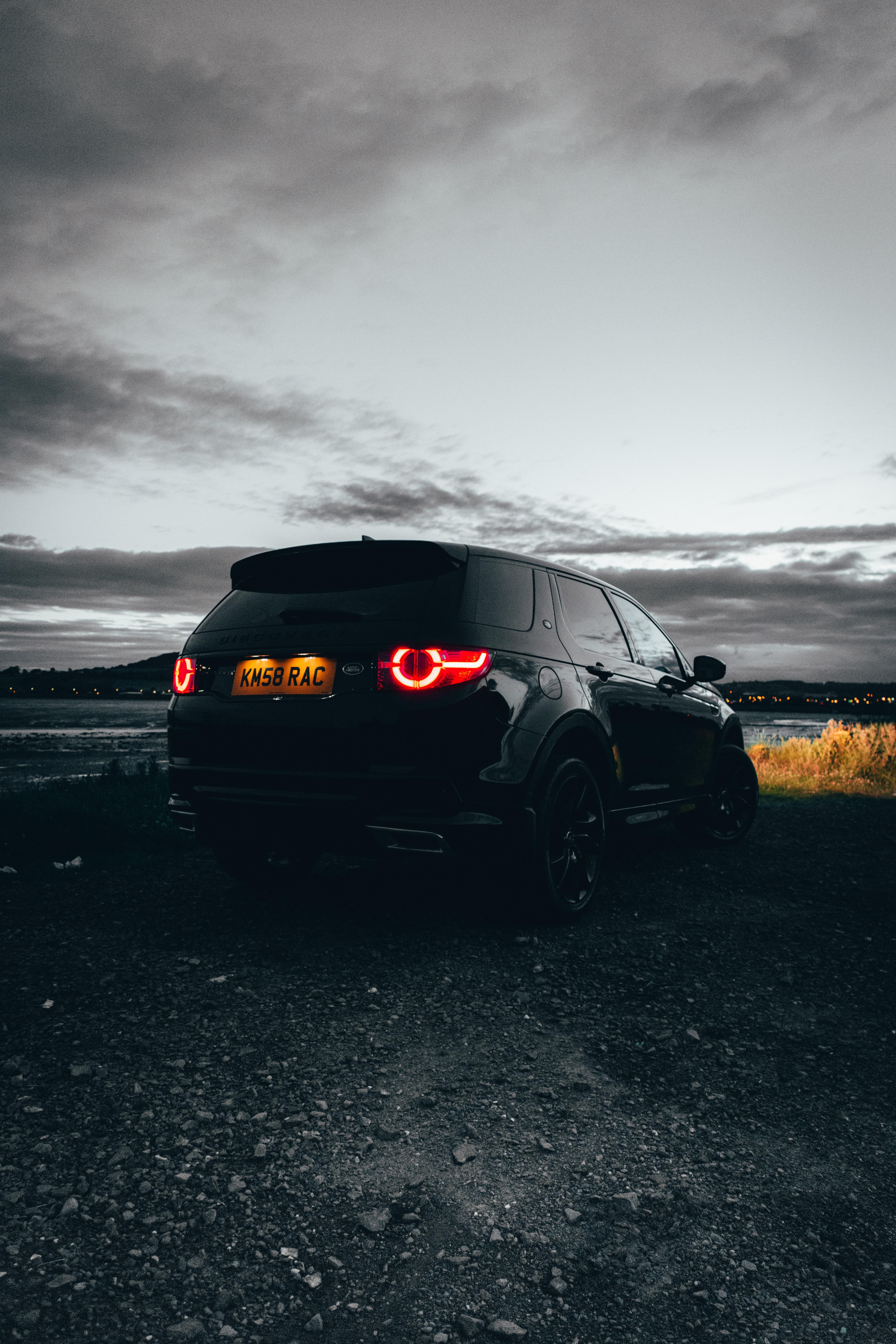 89145 завантажити шпалери Ленд Ровер, Тачки, Автомобіль, Вид Ззаду, Land Rover Discovery 3, Відкриття Land Rover 3 - заставки і картинки безкоштовно