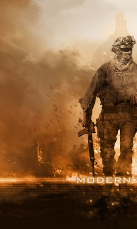 9758 download wallpaper Games, Modern Warfare 2 screensavers and pictures for free