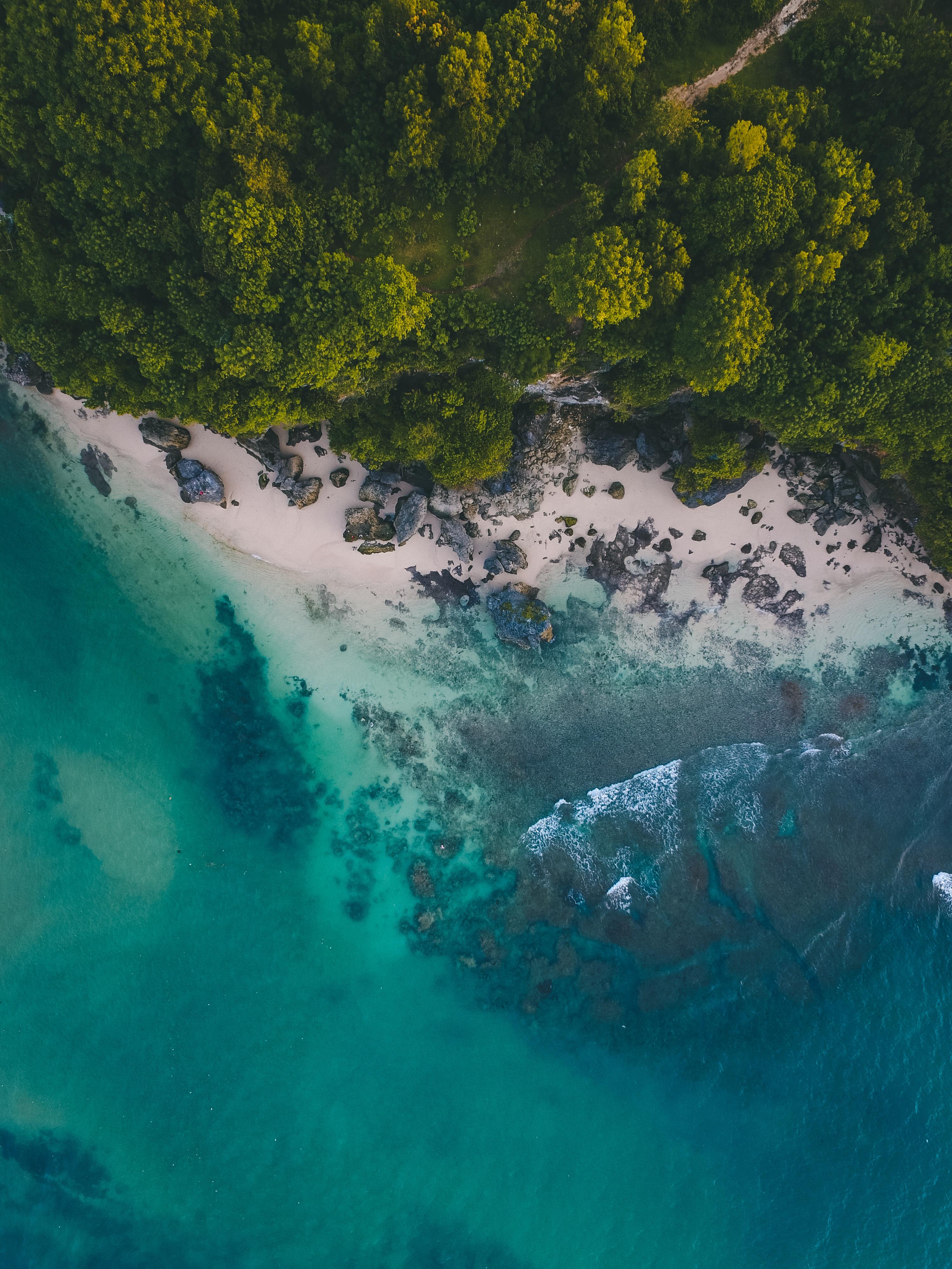 139347 Заставки и Обои Песок на телефон. Скачать Песок, Природа, Камни, Пляж, Океан, Тропики картинки бесплатно