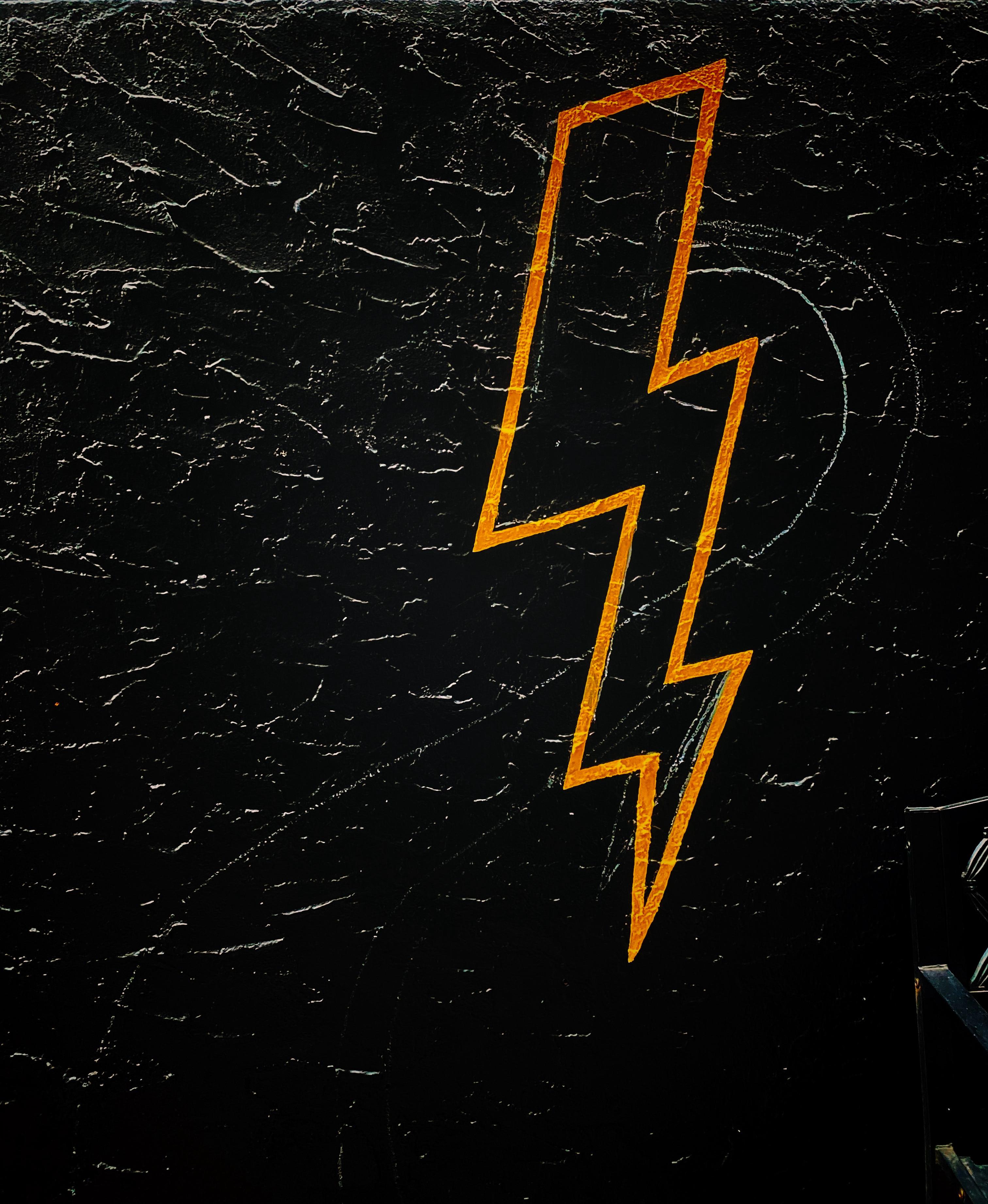 95341 Заставки и Обои Молния на телефон. Скачать Молния, Арт, Разное, Текстура, Черный, Стена картинки бесплатно