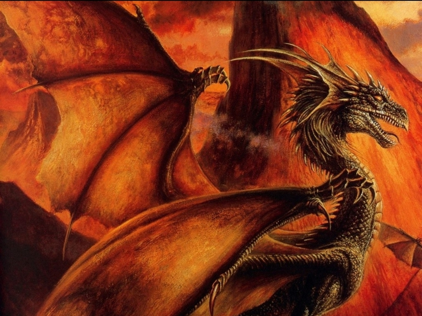 37646 Screensavers and Wallpapers Dragons for phone. Download Fantasy, Dragons pictures for free