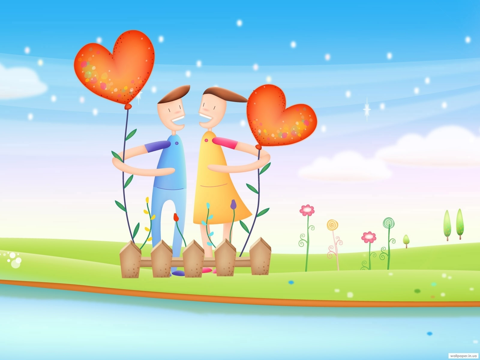 4553 download wallpaper Hearts, Love, Valentine's Day, Pictures screensavers and pictures for free