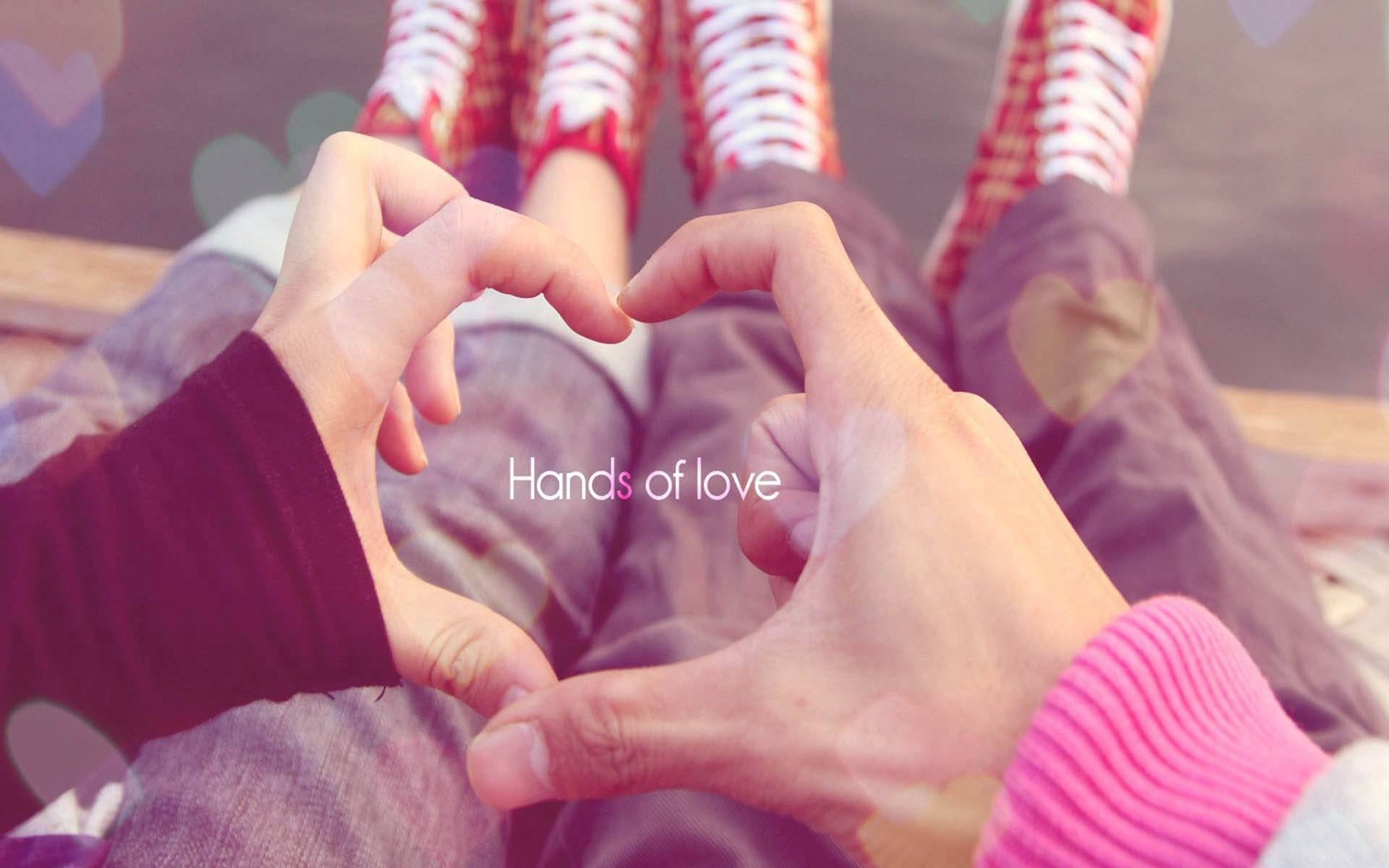 91267 download wallpaper Hands, Fingers, Heart, Couple, Pair, Love screensavers and pictures for free