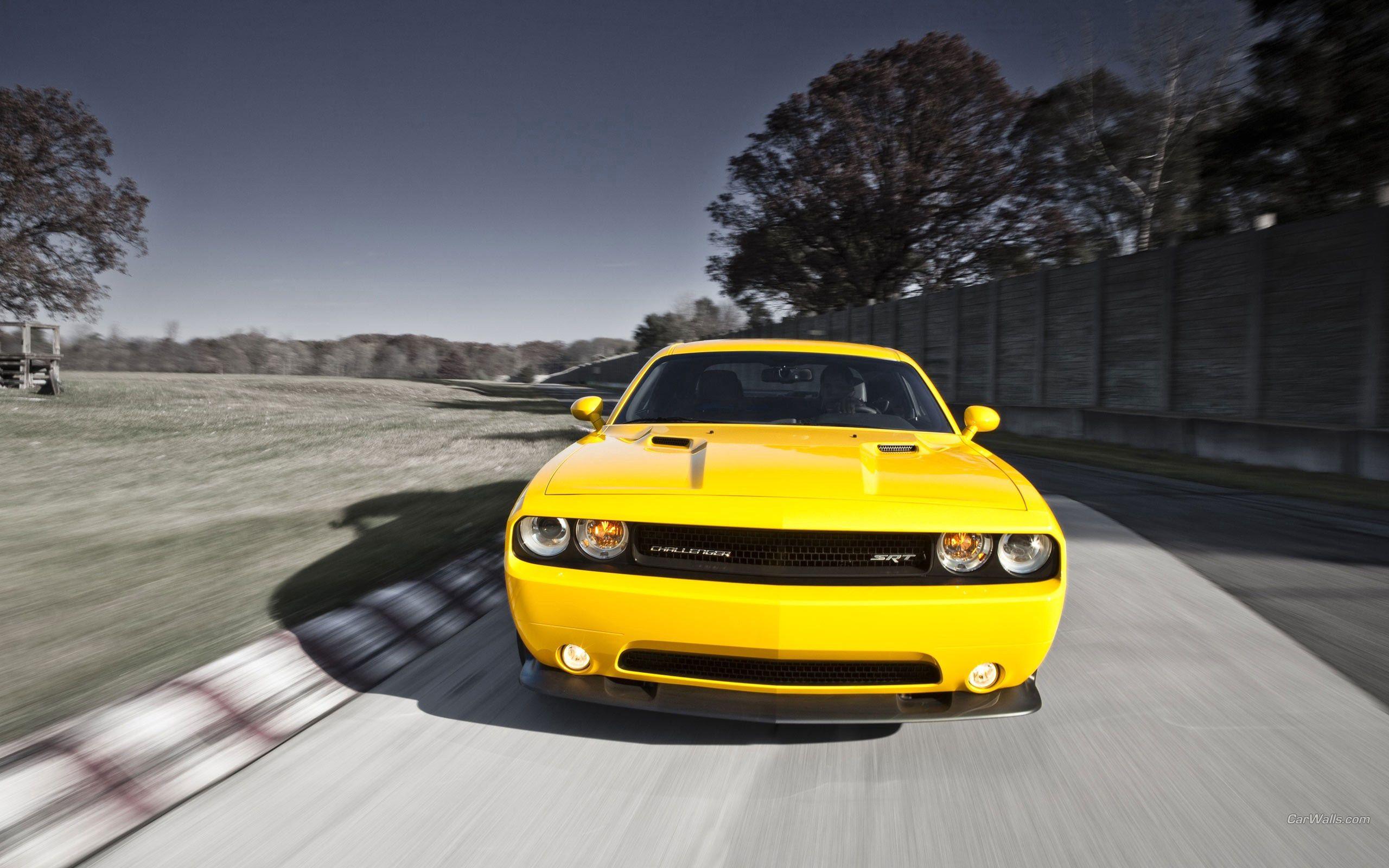 79704 Hintergrundbild herunterladen Auto, Dodge Challenger, Cars, Geschwindigkeit, Stil, Srt8 392 - Bildschirmschoner und Bilder kostenlos