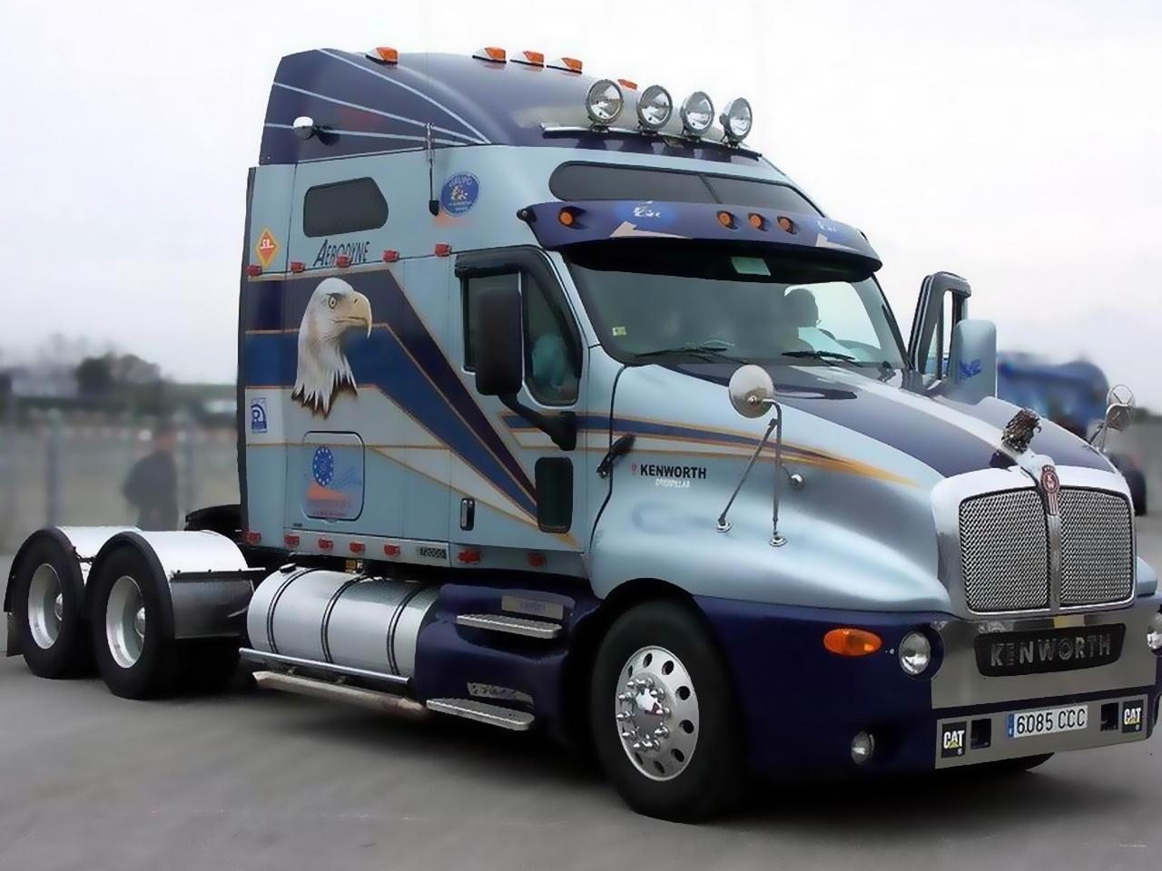 Kostenlose Trucks HD-Bilder herunterladen