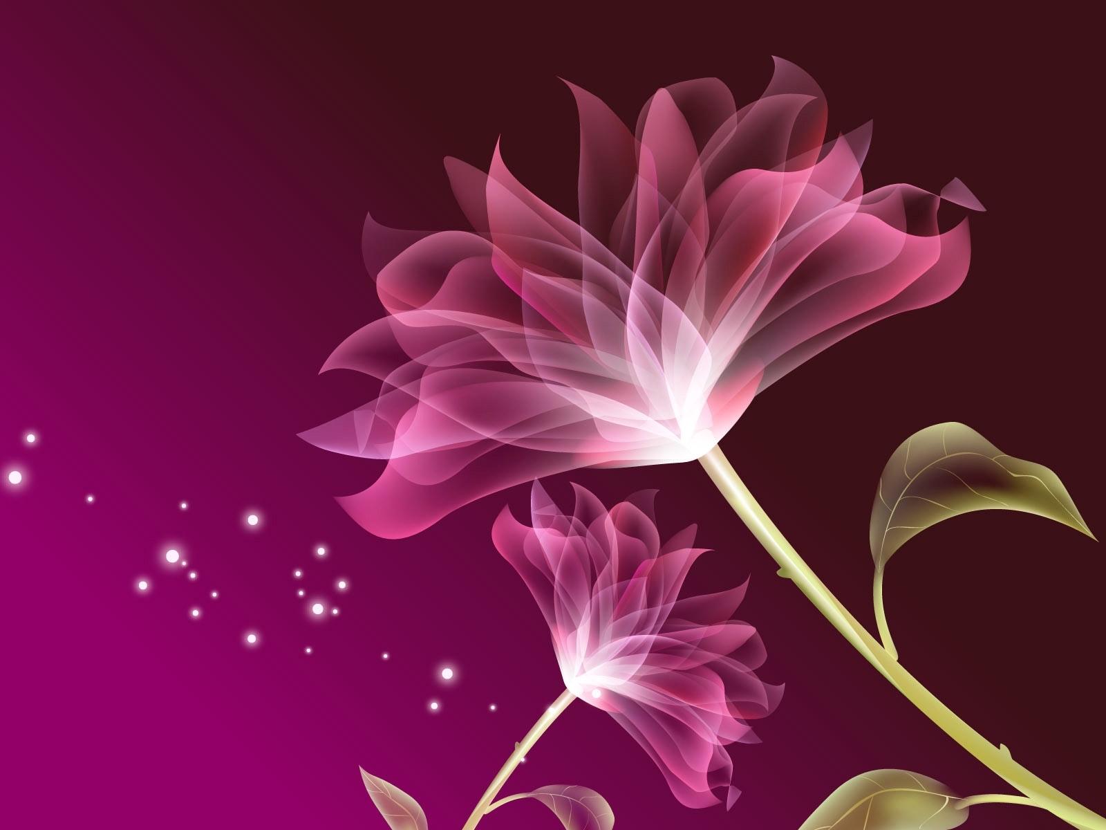 4616 скачать обои Растения, Цветы, Рисунки - заставки и картинки бесплатно