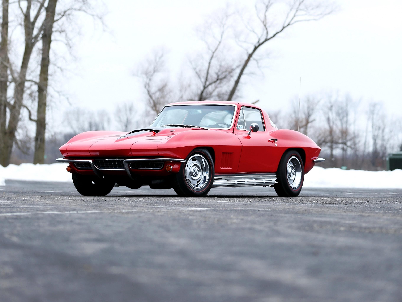 98152 скачать обои Шевроле (Chevrolet), Тачки (Cars), Corvette, 1967, Sting Ray, L71 - заставки и картинки бесплатно