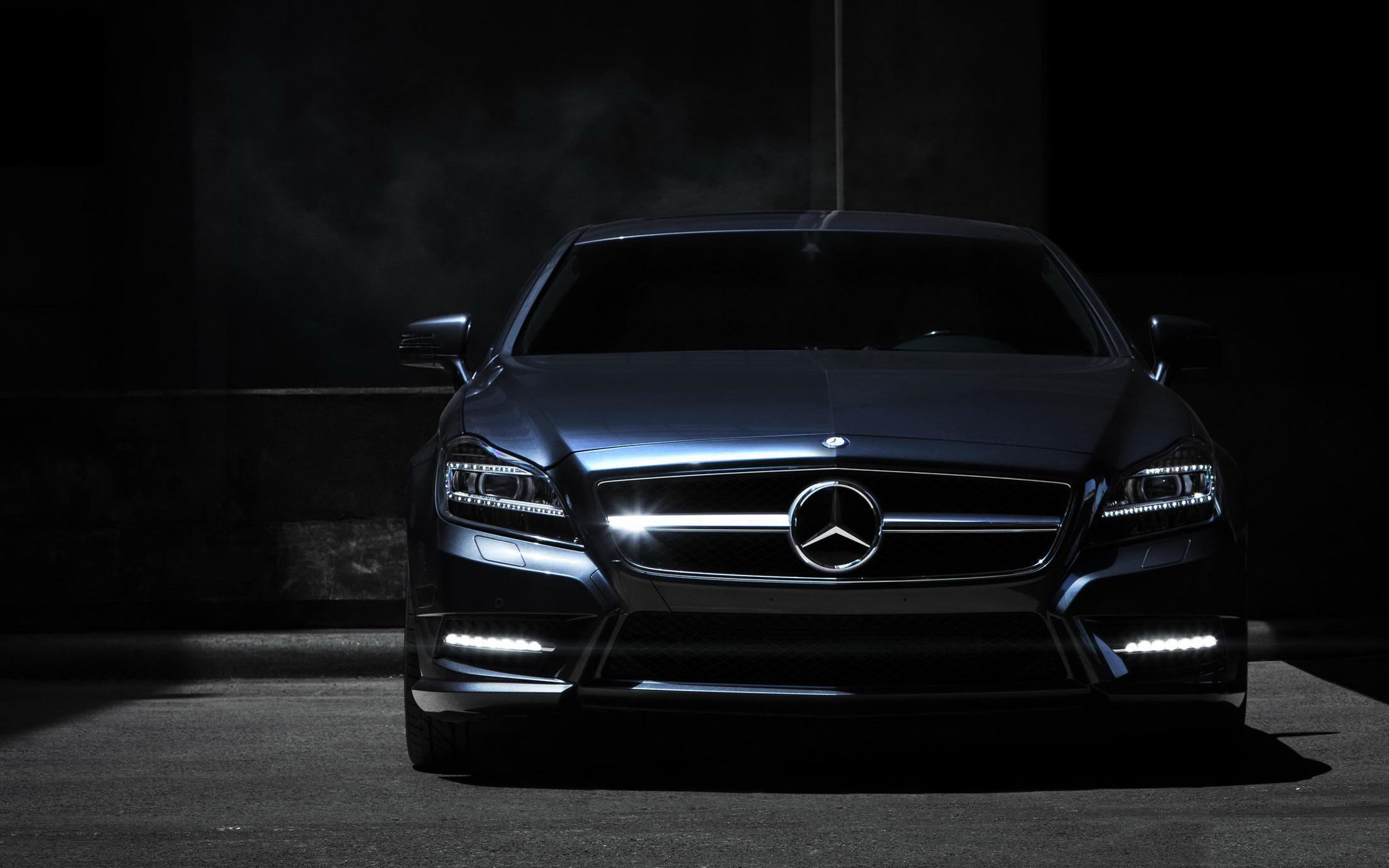 22156 Hintergrundbild herunterladen Auto, Transport, Mercedes - Bildschirmschoner und Bilder kostenlos