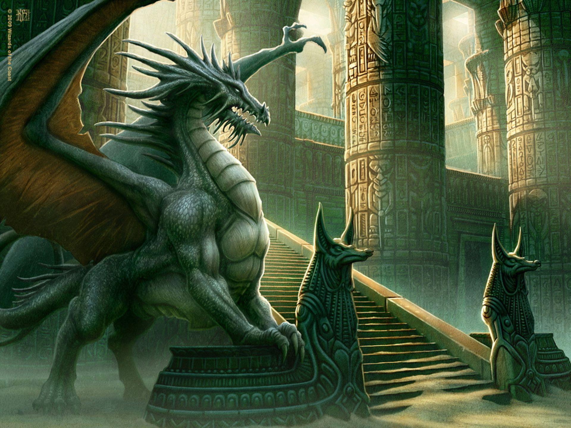 14837 descargar fondo de pantalla Fantasía, Dragones: protectores de pantalla e imágenes gratis