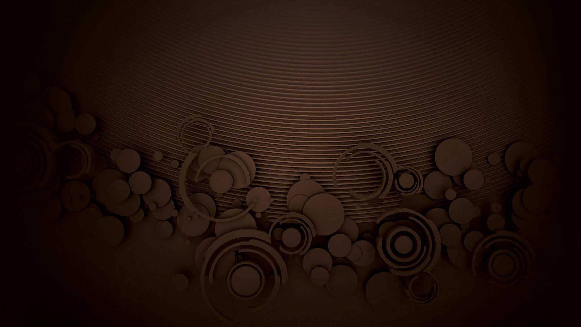 121638 Hintergrundbild herunterladen Hintergrund, Kreise, Abstrakt, Schokolade, Muster - Bildschirmschoner und Bilder kostenlos