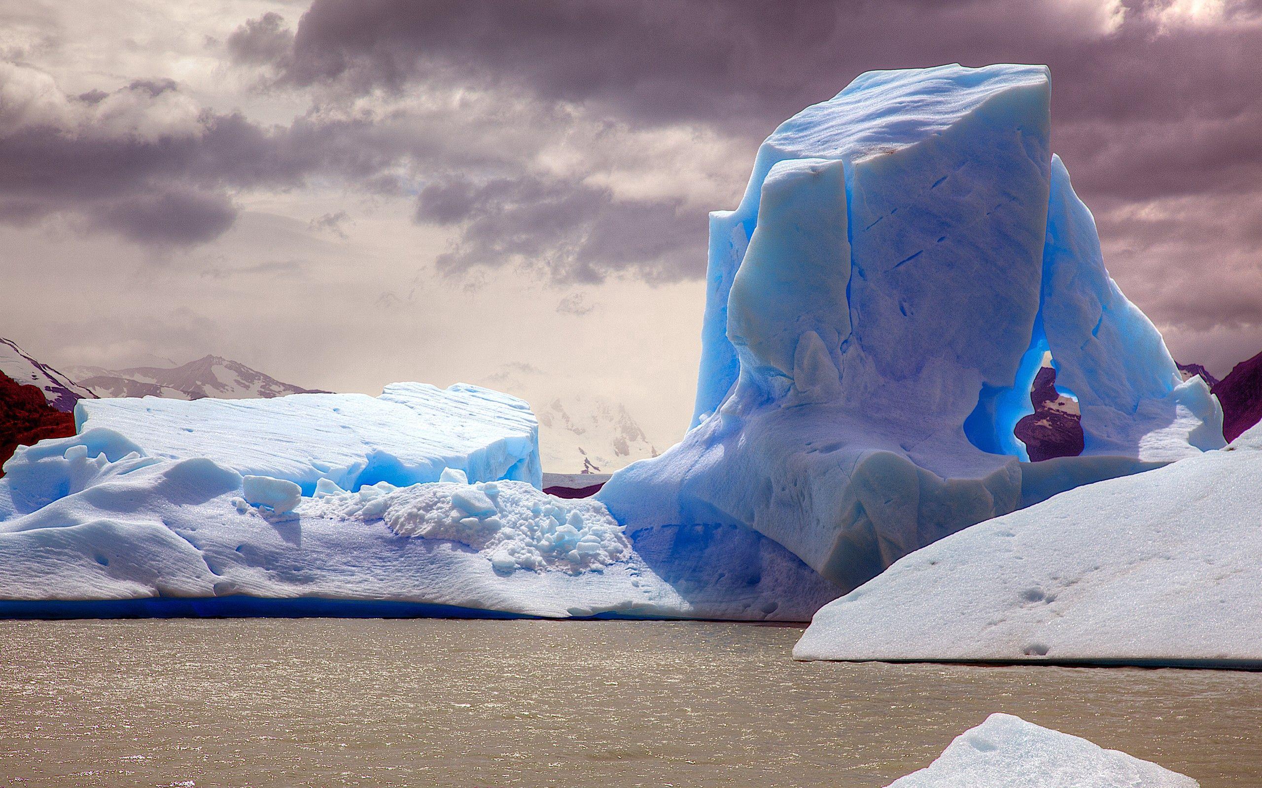 53391 скачать обои Природа, Скалы, Лед, Океан, Блеск - заставки и картинки бесплатно