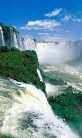 43152 скачать обои Пейзаж, Природа, Водопады - заставки и картинки бесплатно