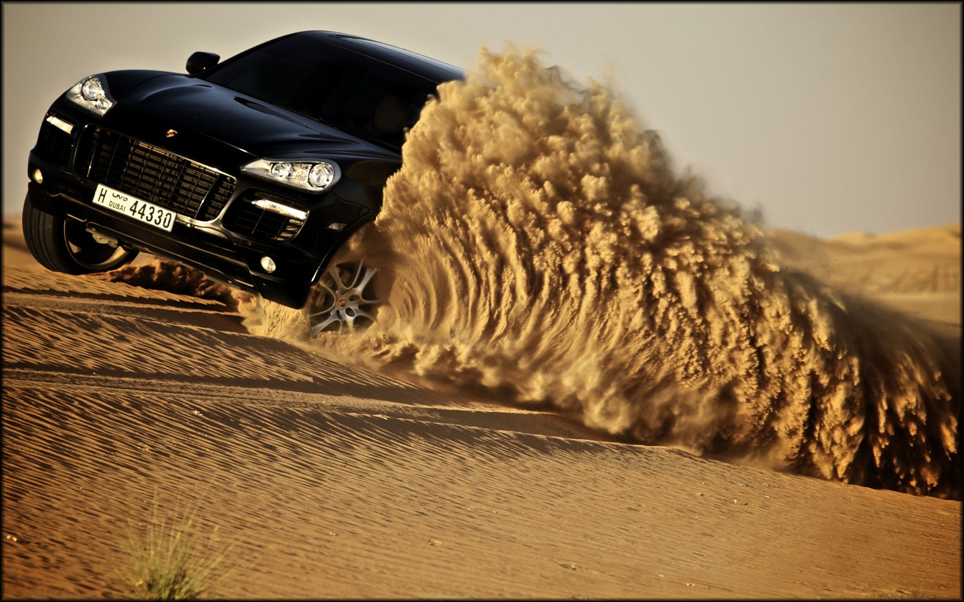 26403 download wallpaper Transport, Auto, Porsche, Sand, Desert screensavers and pictures for free