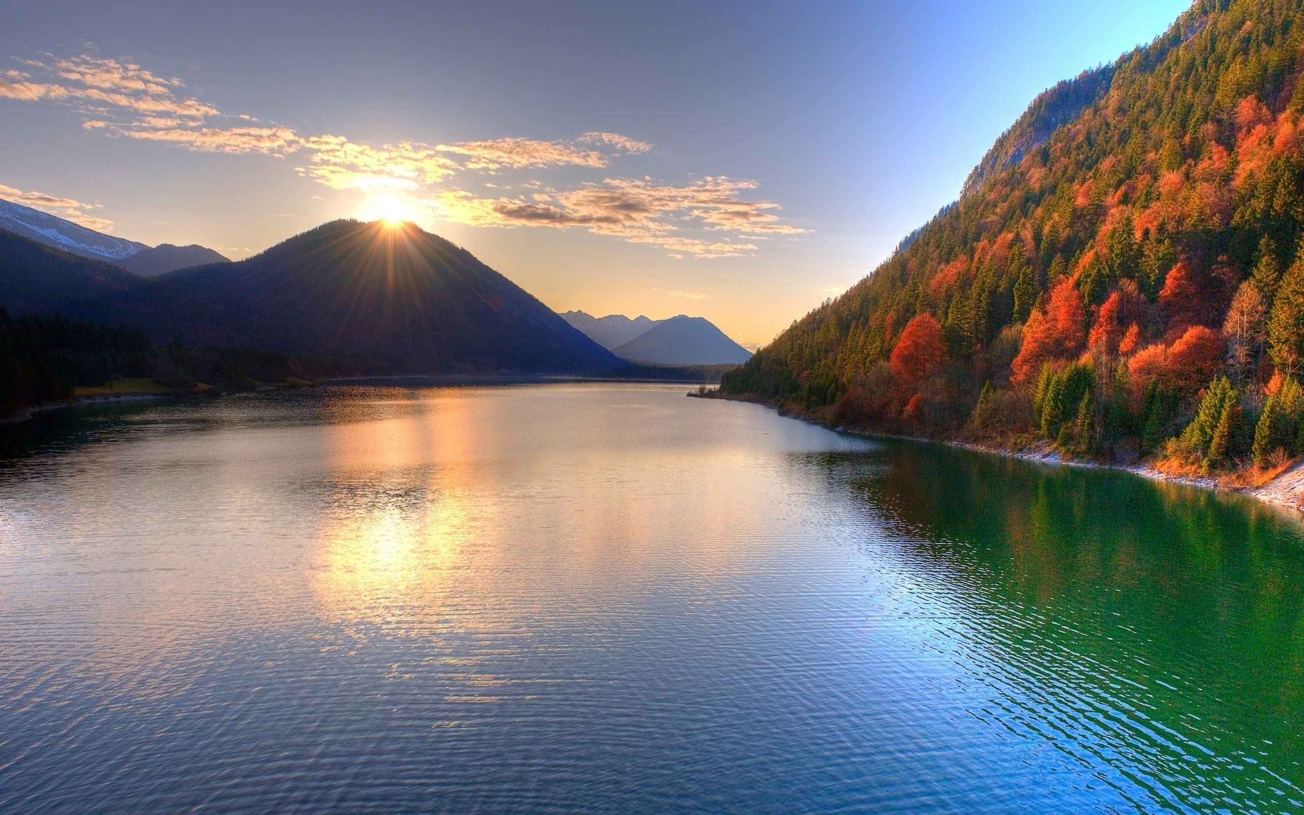 49815 download wallpaper Landscape, Nature, Lakes screensavers and pictures for free