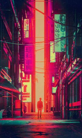 68574 Protetores de tela e papéis de parede Miscelânea em seu telefone. Baixe Miscelânea, Variado, Silhueta, Cidade, Rua, Arte, Futurismo fotos gratuitamente