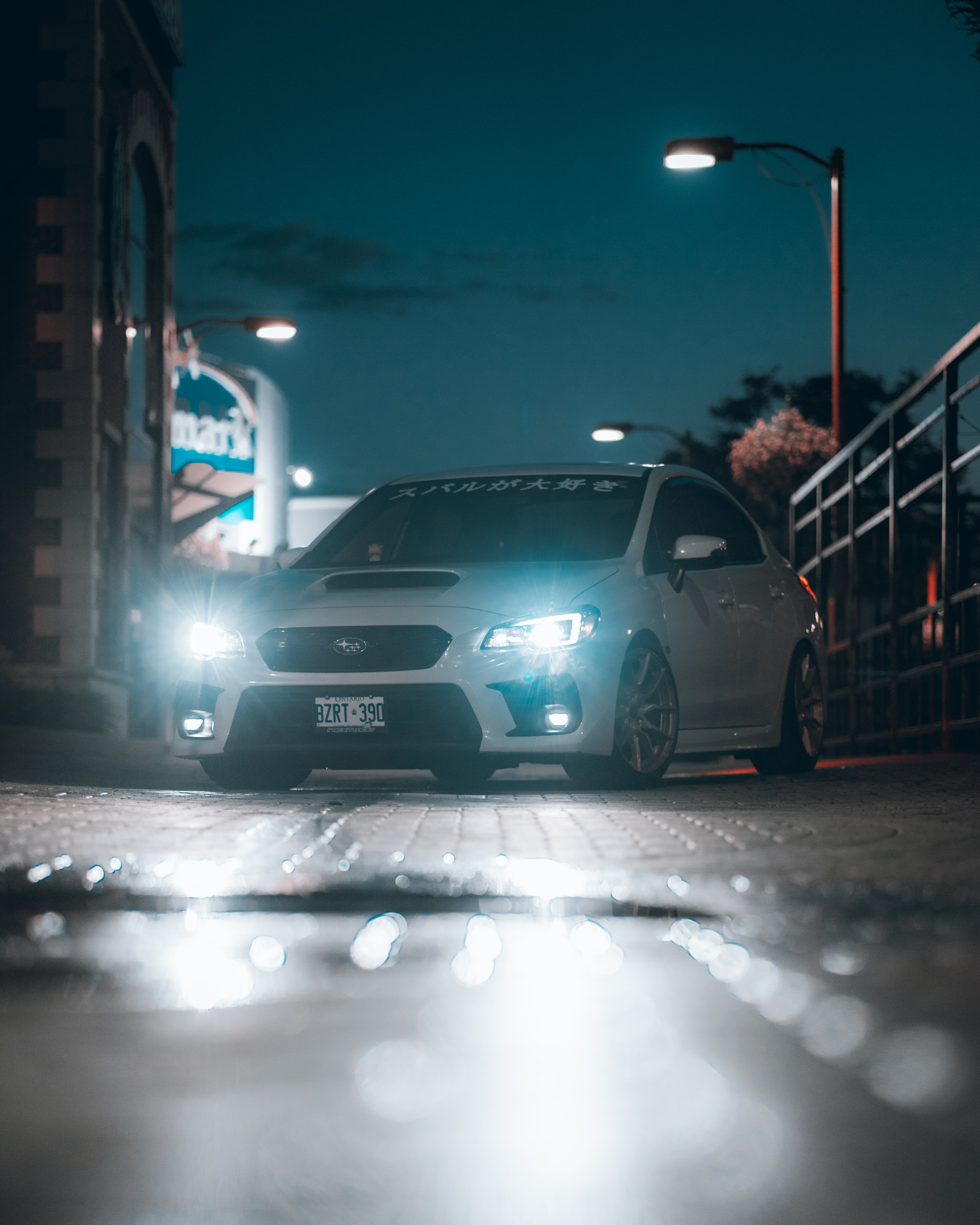 84479 Screensavers and Wallpapers Subaru for phone. Download Subaru, Cars, Lights, Car, Machine, Glow, Headlights pictures for free