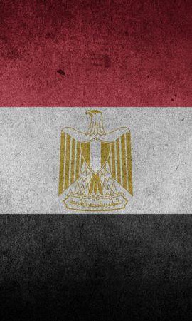 98856 скачать обои Текстуры, Флаг, Символика, Текстура, Египет - заставки и картинки бесплатно