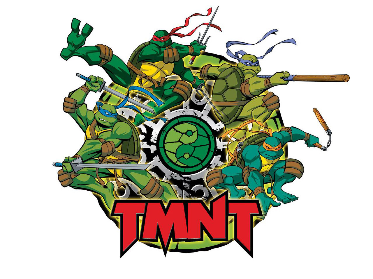 12316 download wallpaper Cartoon, Tmnt screensavers and pictures for free