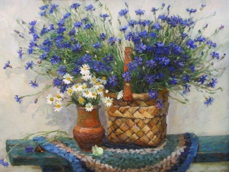 48641 скачать обои Цветы, Рисунки - заставки и картинки бесплатно