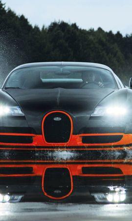 22218 descargar fondo de pantalla Transporte, Automóvil, Bugatti: protectores de pantalla e imágenes gratis