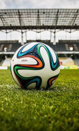 61021壁紙のダウンロードスポーツ, 玉, 球, サッカー, 芝生, スタジアム-スクリーンセーバーと写真を無料で