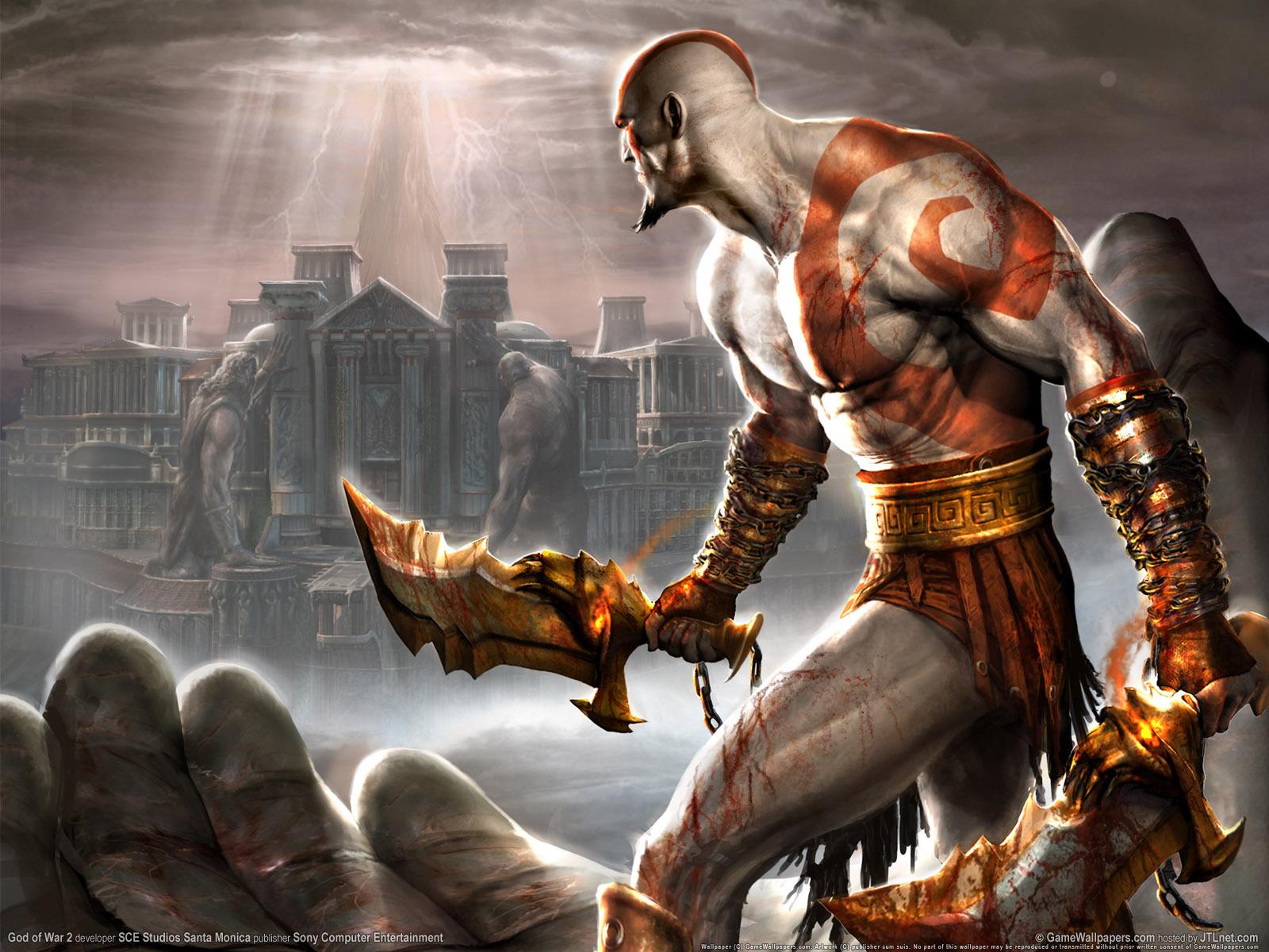 10040 скачать обои Игры, Бог Войны (God Of War) - заставки и картинки бесплатно