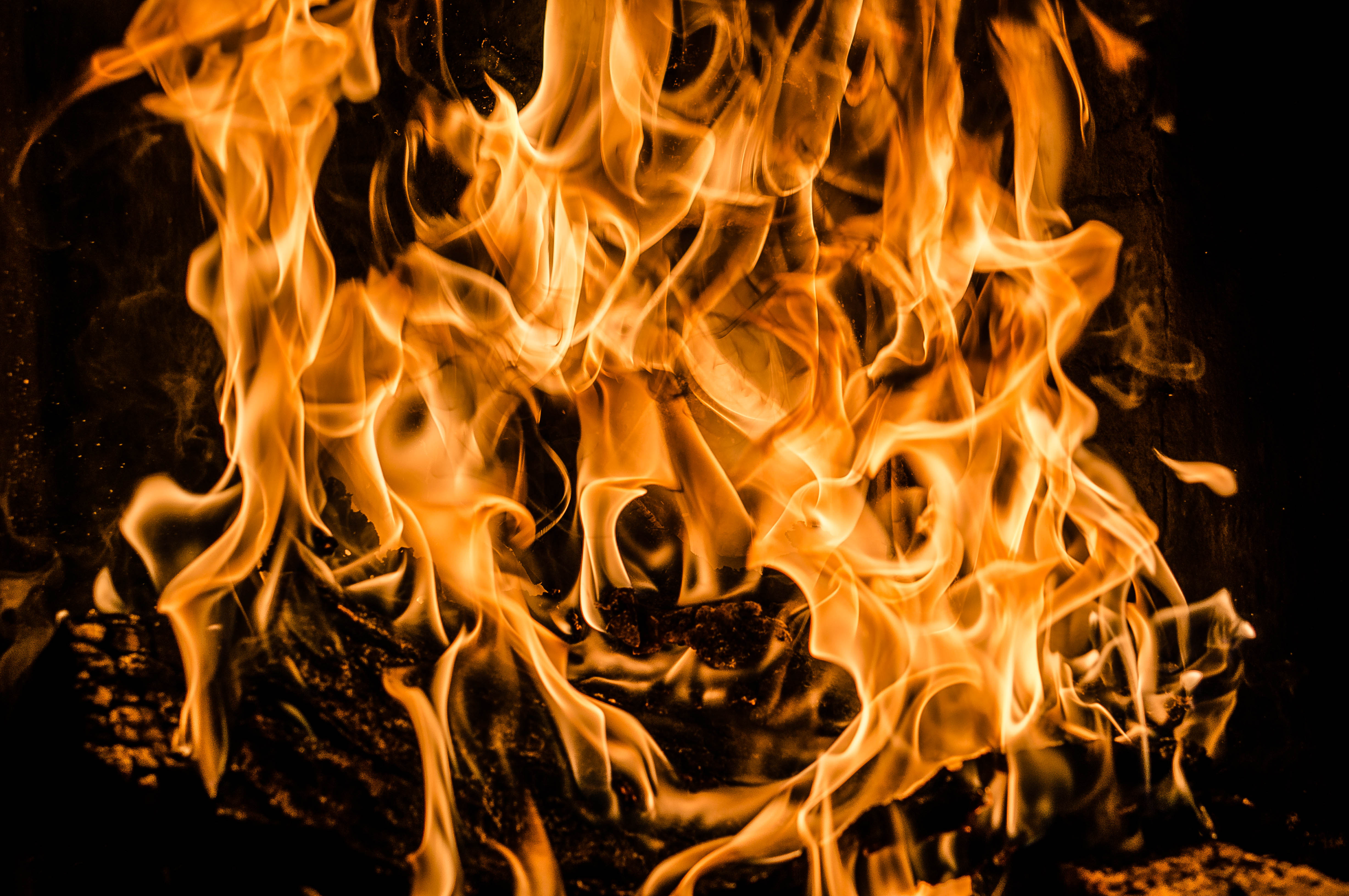 131417 Screensavers and Wallpapers Bonfire for phone. Download Fire, Bonfire, Flame, Miscellanea, Miscellaneous, Firewood, Combustion pictures for free