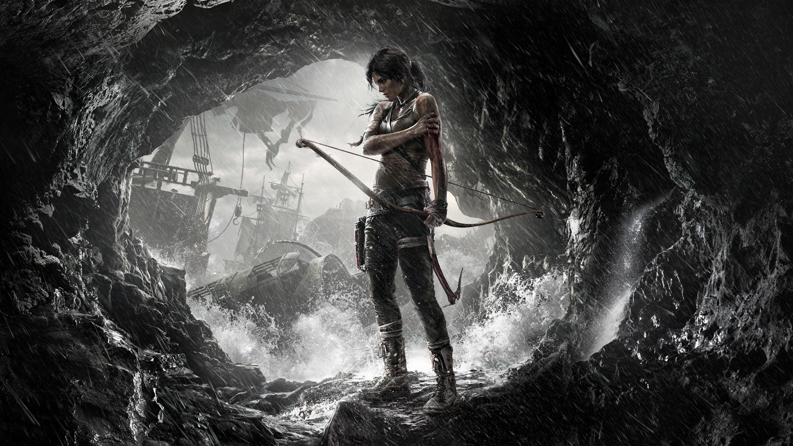 16339 скачать обои Игры, Люди, Девушки, Лара Крофт Расхитительница Гробниц (Lara Croft: Tomb Raider) - заставки и картинки бесплатно
