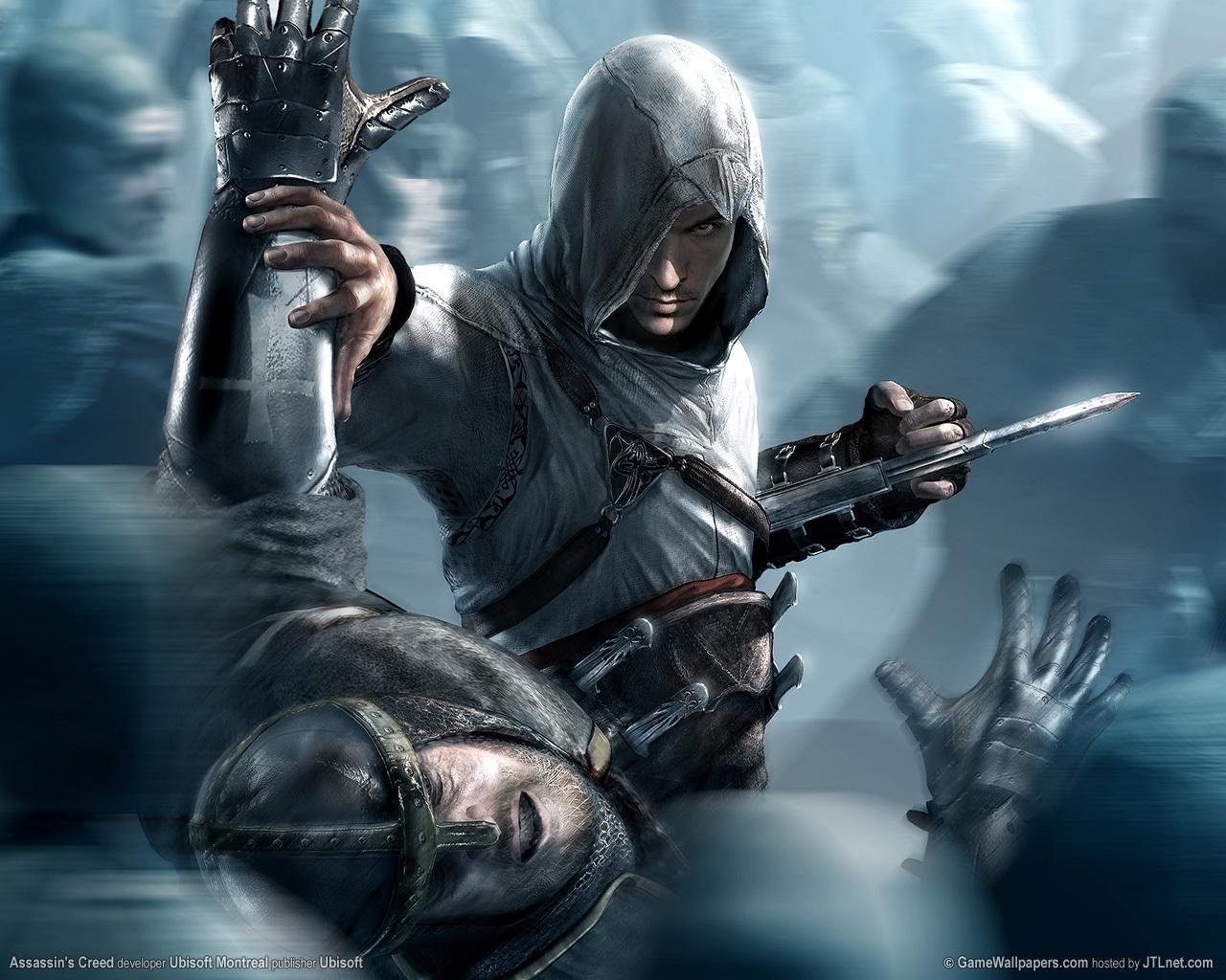 18643 скачать обои Игры, Кредо Убийцы (Assassin's Creed) - заставки и картинки бесплатно
