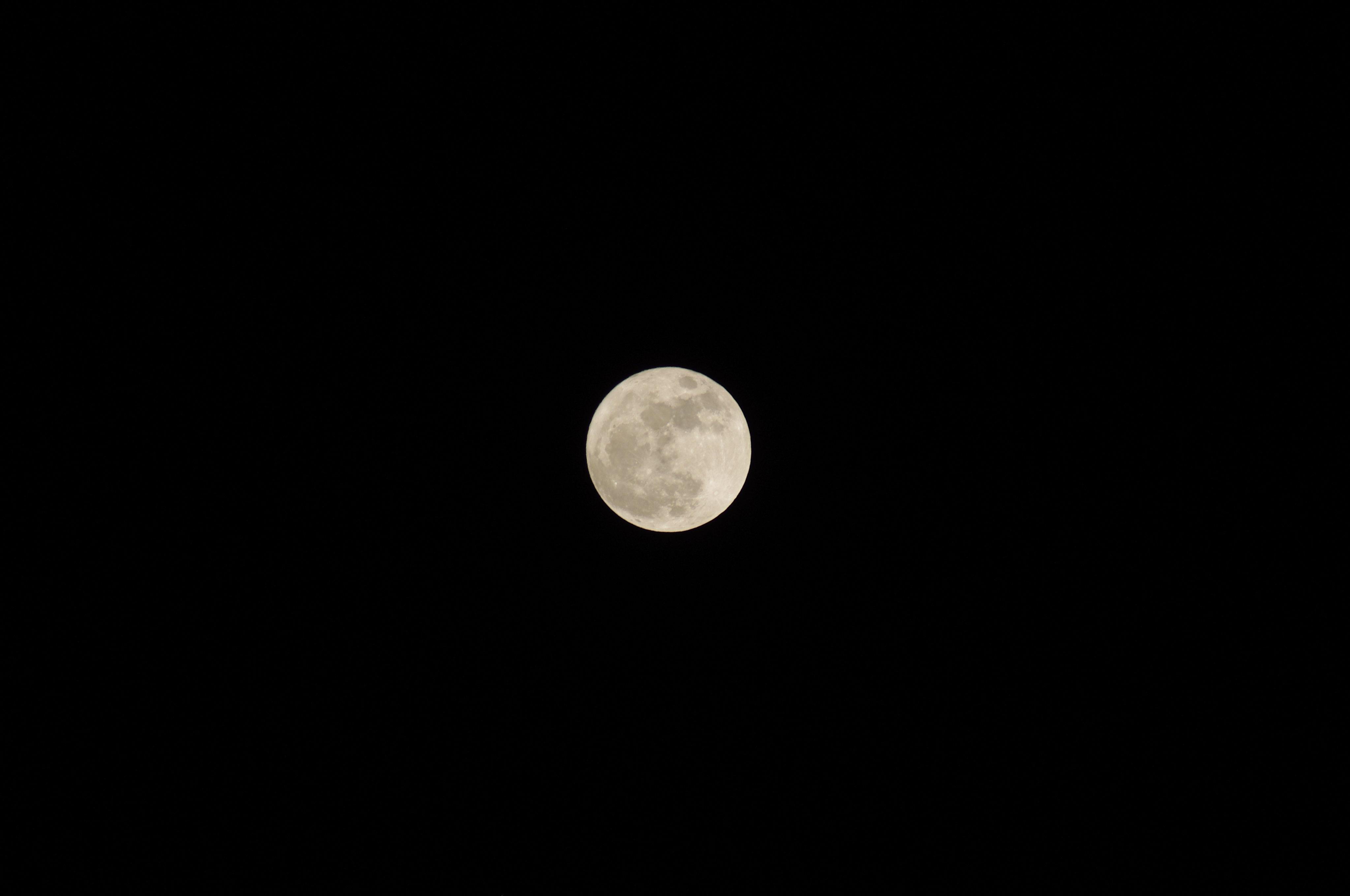 103627 免費下載壁紙 月球, 天空, 黑色的 屏保和圖片