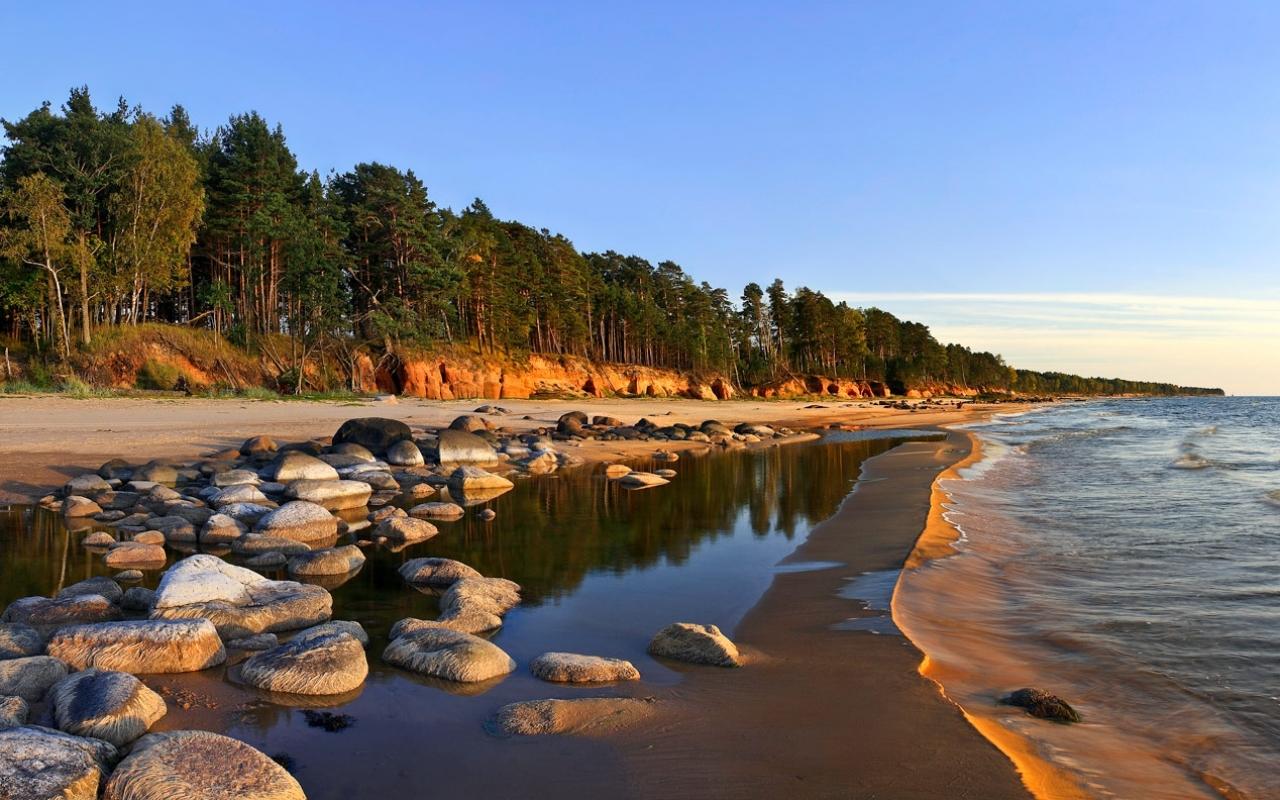 5289 скачать обои Пейзаж, Камни, Море, Пляж - заставки и картинки бесплатно