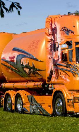 29298 descargar fondo de pantalla Transporte, Automóvil, Camiones: protectores de pantalla e imágenes gratis