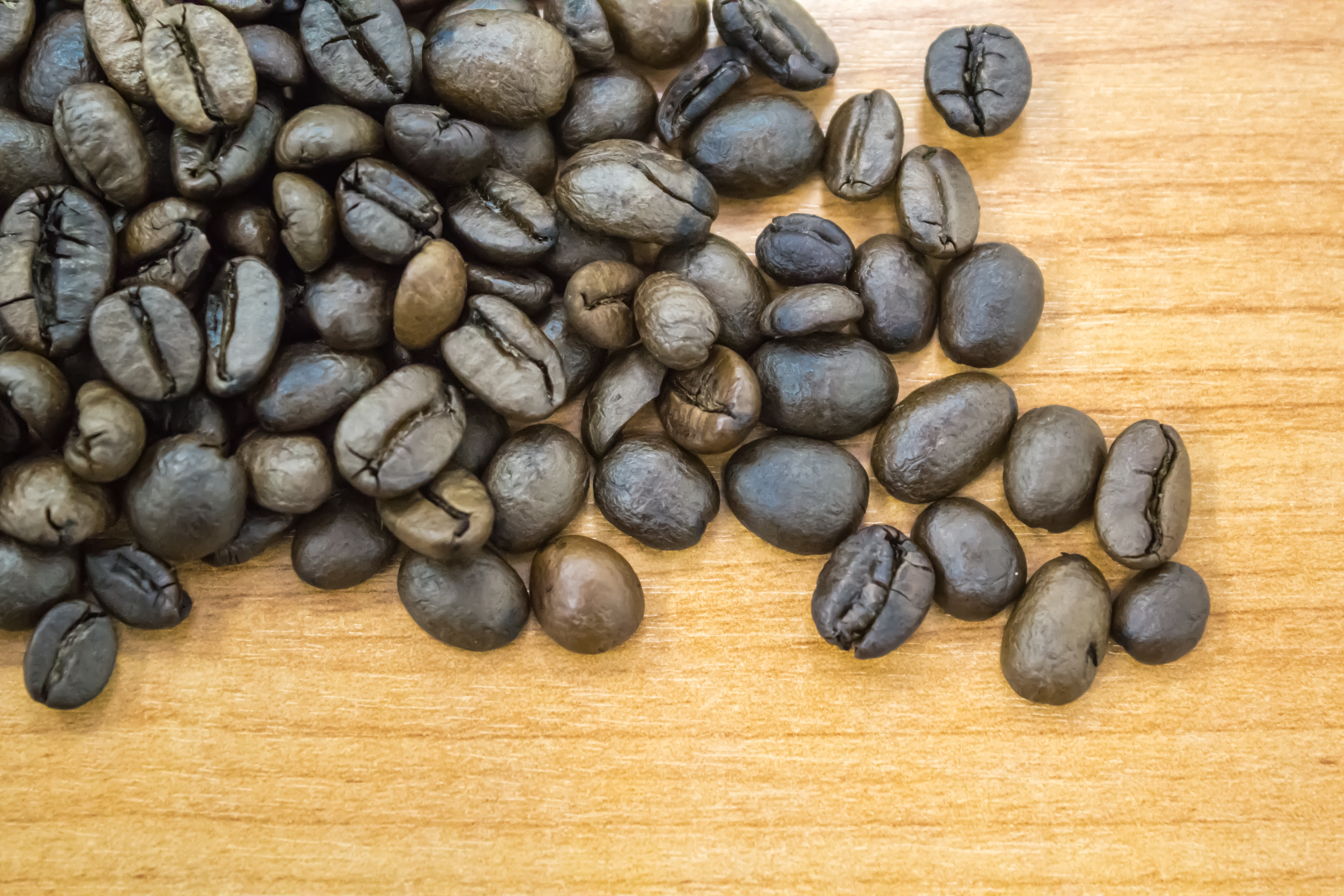 133643 download wallpaper Food, Coffee Beans, Coffee, Fried, Roasted screensavers and pictures for free