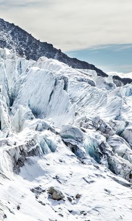 117260 télécharger le fond d'écran Nature, Neige, Noyaux, Hauts, Sommet, Montagnes - économiseurs d'écran et images gratuitement