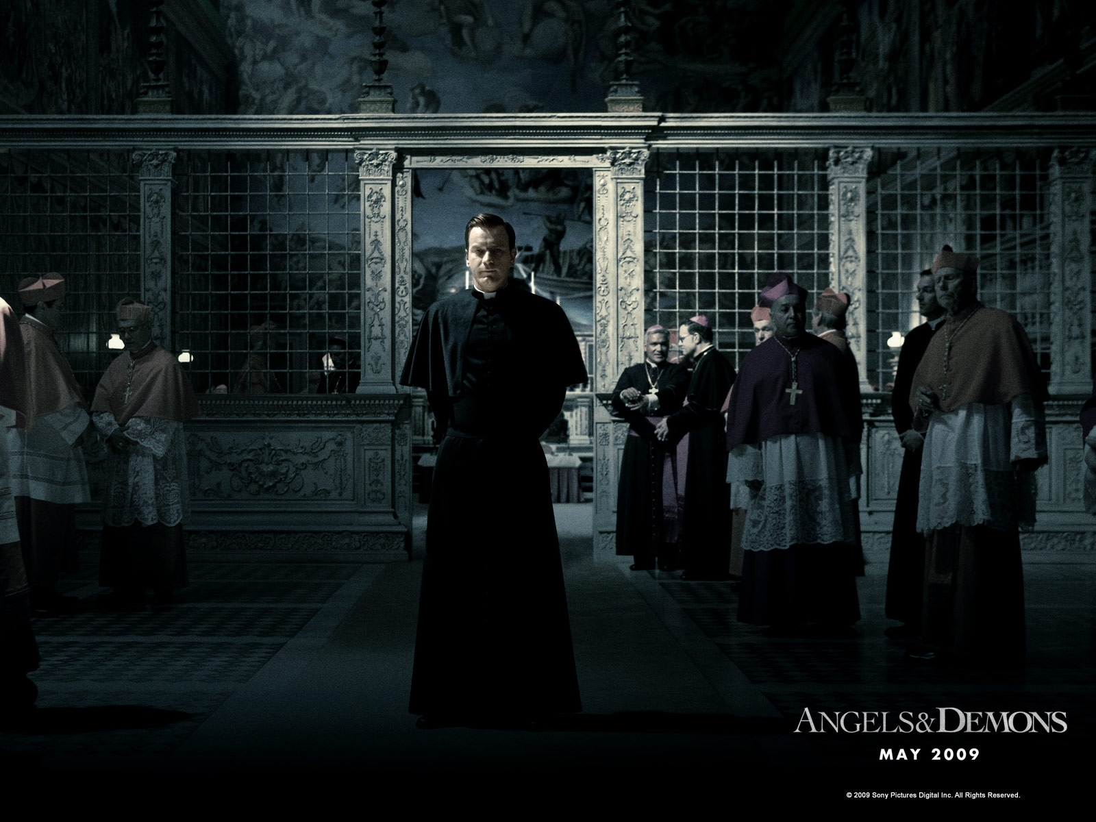 10608 download wallpaper Cinema, People, Actors, Men, Angels And Demons, Ewan Mcgregor screensavers and pictures for free