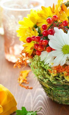 42756 télécharger le fond d'écran Fleurs, Objets, Bouquets - économiseurs d'écran et images gratuitement