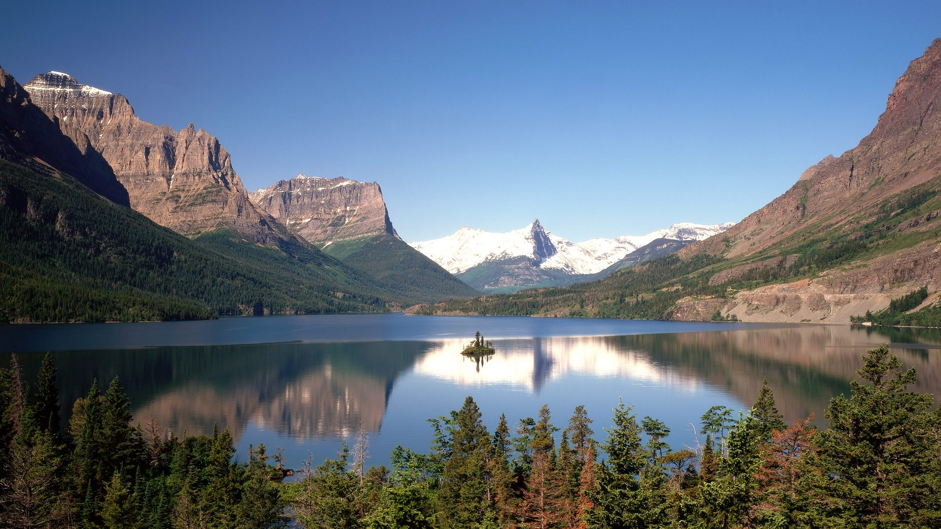47479 download wallpaper Landscape, Nature, Mountains, Lakes screensavers and pictures for free