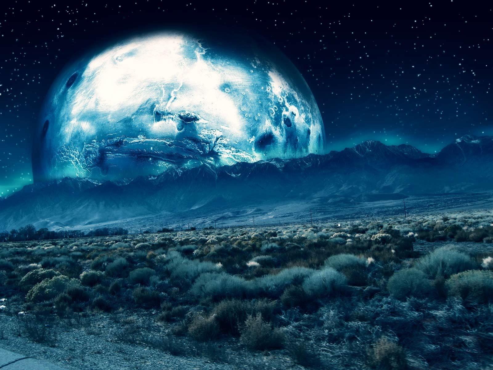 9312 скачать обои Пейзаж, Планеты, Космос - заставки и картинки бесплатно