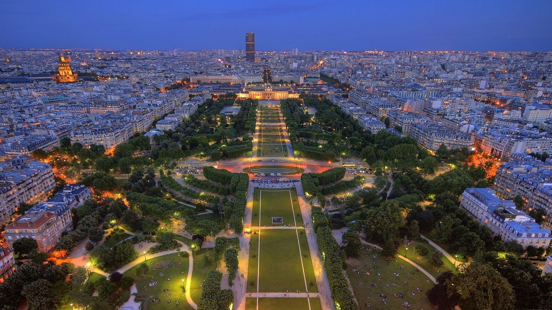 89936壁紙のダウンロードフランス, パリ, 建物, スタジアム, 公園, Hdr, 都市-スクリーンセーバーと写真を無料で