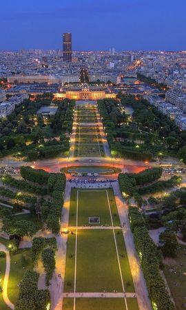89936 baixar papel de parede França, Paris, Prédio, Edifício, Estádio, O Parque, Parque, Hdr, Cidades - protetores de tela e imagens gratuitamente