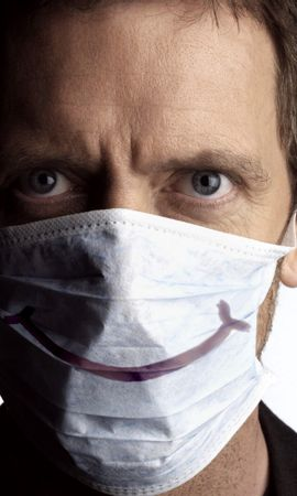 1209 download wallpaper Funny, House M.d., Hugh Laurie screensavers and pictures for free