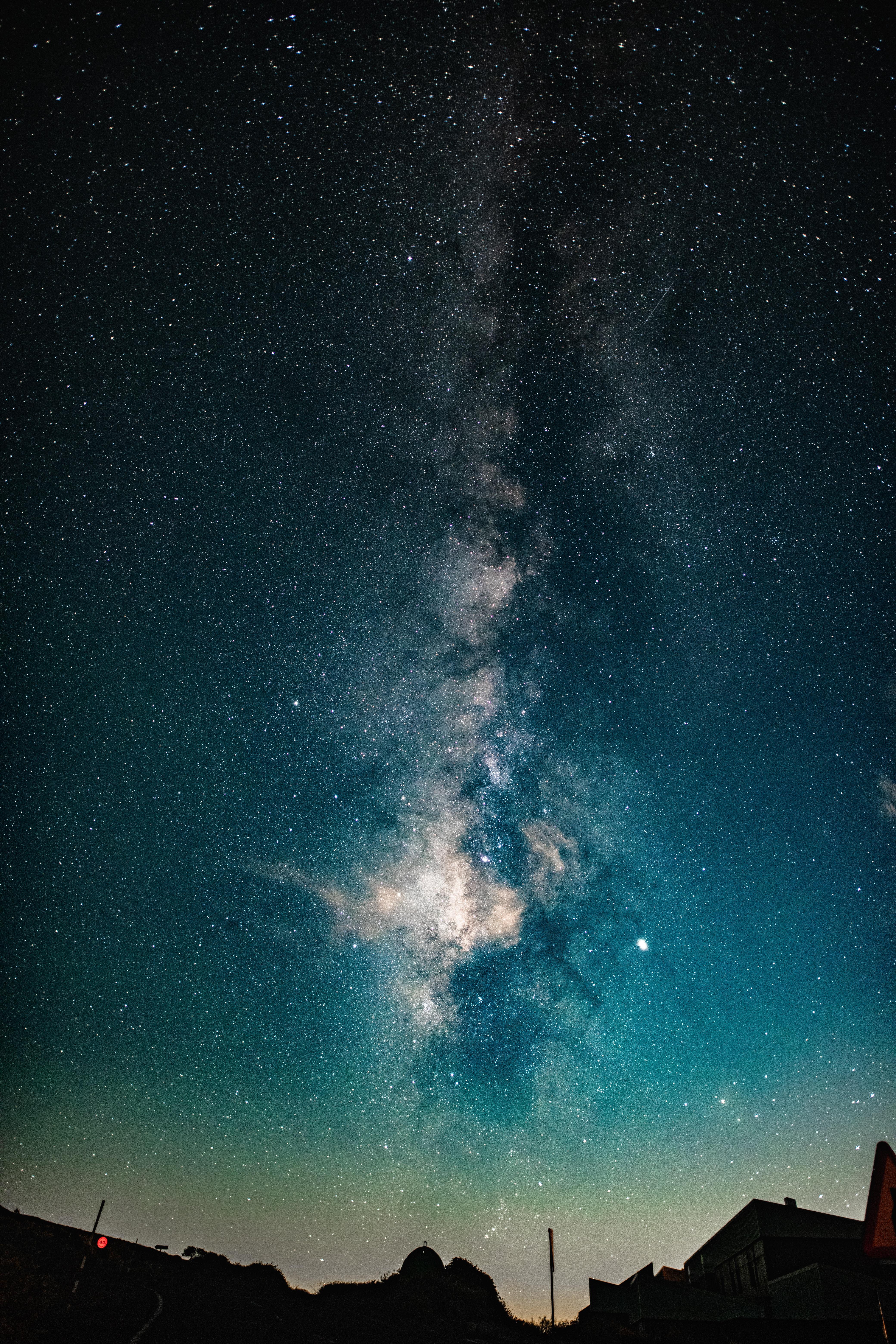 Скачать обои Звездное Небо на телефон бесплатно